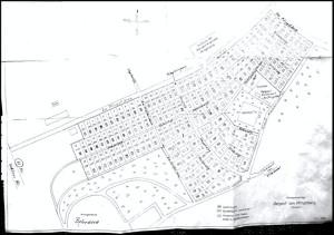 Lageplan Kleingartenverein Bergauf e.V.